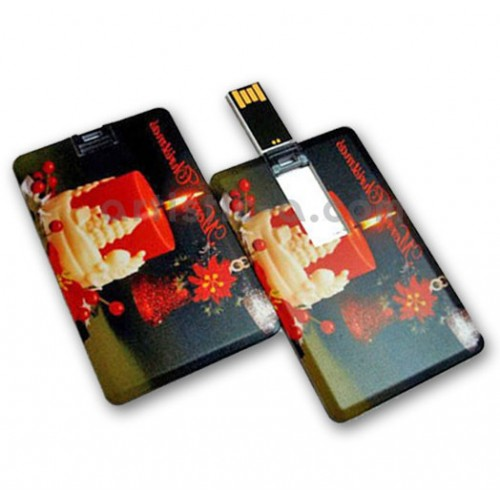Mini tarjeta USB impresa