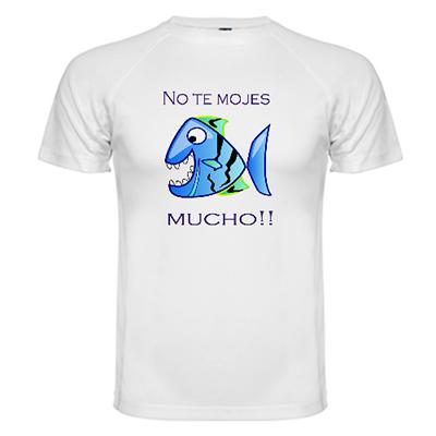 camiseta personalizada como regalo para hombre